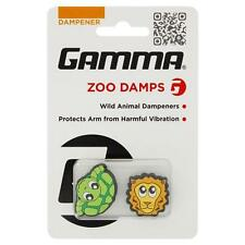 Gamma Zoo Damps Vibration Dampeners - Turtle/Lion - Free P&P