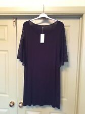 Evans black dress size 26 / 28 BNWT RRP £35