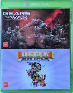 Gears of War Ultimate Edition + Rare Replay Xbox One