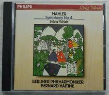 """Mahler Symphony No. 4"" Bernard Haitink Audio CD"