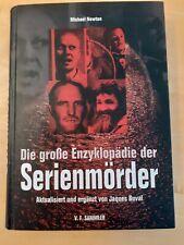 Newton: Die große Enzyklopädie der Serienmörder Mörder/True Crime/Handbuch