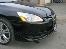 2003 2004 2005 HONDA ACCORD WINGS STYLE FRONT LIP BODY KIT 03 04 05 2-Door