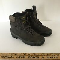 La Sportiva Leather Mountaineering Hiking Boots  Mens Sz 41.5 Vibram ITALY