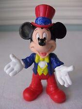"Mickey Mouse~Walt Disney~Epcot Center~America~Plastic Cake Topper~4"" Figurine"