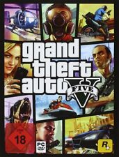 Computer PC Game Grand Theft Auto V GTA 5 DVD Shipping NEW
