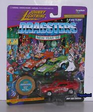 Johnny Lightning Dragsters 1972 Challenger 72 Funny Car 1998 Baby New Year B-ma