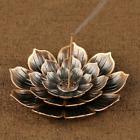 3 In1 Incense Stick Holder Lotus Line Burner Home Fragrance Sandalwood Christmas