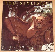 THE STYLISTICS - The Lion Sleeps Tonight  (DASH, US 1979 / LP SEALED - MINT)