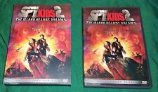 Spy Kids 2: The Island of Lost Dreams, Collector's Series - Case & DVD (2003)