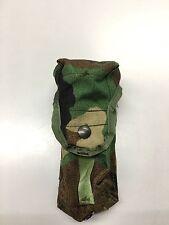 Rifleman Mag Pouch Woodland Camo Military Surplus USGI MOLLE II UNUSED
