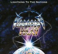 DIAMOND HEAD (METAL) - LIGHTNING TO THE NATIONS (THE WHITE ALBUM) NEW CD