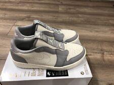 Nike Air Jordan 1 Ret Low Slip Woman Leather Uk5,5/eur39