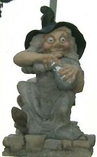 More details for  insane witch figure hc04 clarecraft discword witches and their cauldrons