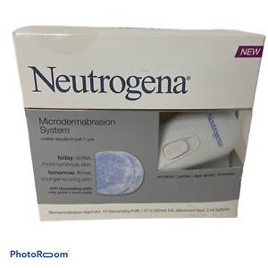 🍇 Neutrogena Microdermabrasion System NEW