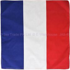 France French Flag Souvenir Team Building Head Wrap International Day Bandana