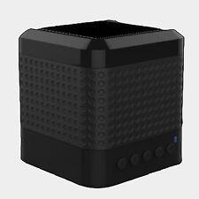 Sunfly Tunecube Bluetooth Wireless Speaker (Black)