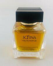 SoFina by Kao Eau de Parfum 15ml Japanesse Perfume Rare Discontinued