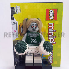 LEGO Minifigures - Zombie Cheerleader - col218 - Collectibles Omino Series 14