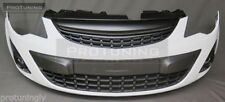 For facelift Opel Vauxhall Corsa D grill opc debadged GSI grille badgeless mesh