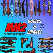 🙉Murder Mystery 2🙉 (MM2) GODLYS/SETS/BUNDLES (UPDATED PRICES) Will Pricematch