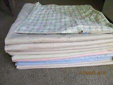 10 Bed Pads Reusable Hospital Washable Underpads Cloth Quilted 26 x 28, grade B