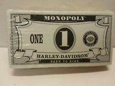 Harley-Davidson Born To Ride 1997 Monopoly Board Game Replacement Parts - Money