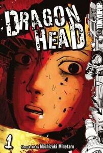 Dragon Head Volume 1 (Dragon Head (Graphic Novels)) Minetaro Mochizuki Paperbac