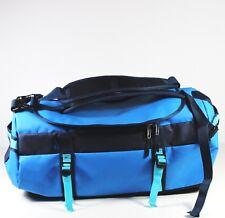 SPORTTASCHE wasserfest Reisetasche Trainings Tasche Rucksack blau Weekender ~ds5