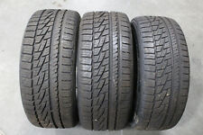 3 Falken ZIEX ZE950 A/S Tires Qty: 2 245/45R17 & Qty: 1 225/45R17 90% Tread Left