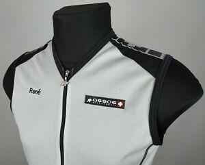 Assos Swiss Sleeveless Cycling Jersey Size S