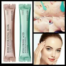 Hyaluronic Acid & Protein Serum Face Mask Powerful Anti Wrinkle Skin Care