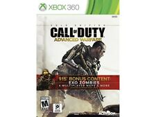 Call Of Duty: Advanced Warfare Gold Edition W/DLC Xbox 360