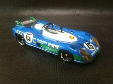 DAM MATRA MS650  #15  WINNER LE MANS 1973 PROBUILT 1/43 RESIN  MODEL NO AMR IXO