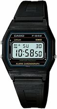 CASIO Digital F-84W-1 Black Light Men's Standard Wristwatch JAPAN