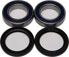 NEW ALL BALLS   Rear Wheel Bearing Seal Kit for Kawasaki KFX400 03-06 FREE SHIP