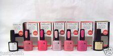 CND Creative Nail Shellac Gel Polish PINK 5 Colors + Base/Top Coat ~7ct~