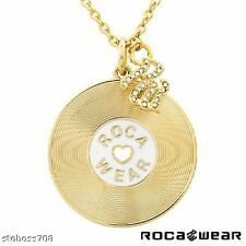 ROCA WEAR High Quality Necklace With Genuine Crystals