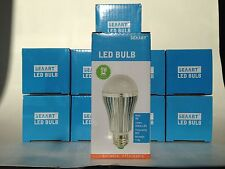 LED BULB NEW 9 WATT 10 PCS COMPATIBLE TO 60 WATT INCANDESCENT USA SELLER