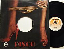 "Sarr Band - Double Action / Magic Mandrake 12"" A/A Single 1978 1st UK Calendar"