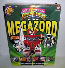 1993 BANDAI Power Rangers MEGAZORD DELUXE SET #2260 *Super Clean Set!
