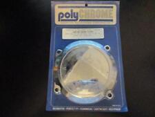 Poly Chrome Yamaha Ignition / Oil Pump Cover 81-82 XJ550 XJ650 XJ750 cc 0155-000