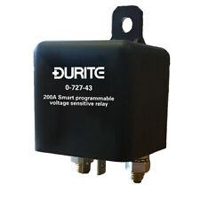 Durite 0-727-43, 12V Smart Programmable Voltage Sensitive Relay 200A