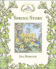 Brambly Hedge Spring Story by Jill Barklem BRAND NEW BOOK (Hardback, 1995)
