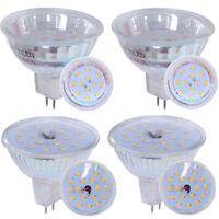 4/10/12/20x MR16 LED 3W 5W  Ampoules SMD Lampe 30W 50W GU5.3 Remplacement DC12V
