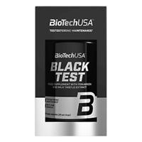 BioTech USA - Black Test - Testobooster - Libido - Power - Muskelaufbau + BONUS