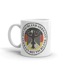 Deutschland Allemagne Mug-Voyage Cadeau Berlin Munich Hambourg Francfort Cadeau #4107