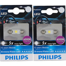 Philips License Plate Light Bulb for Mercedes-Benz GL450 250SL 400SEL CL600 xn
