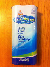 Mr. Clean AutoDry Carwash Refill Filter 10 Uses New, Sealed