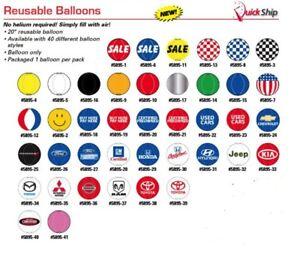 Replacement / Reuseable Balloon for Ballon Kit