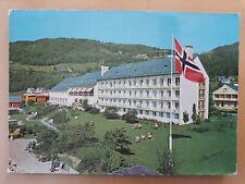 Postcard Brakanes Hotel Ulvik Hardanger Norway Postcard